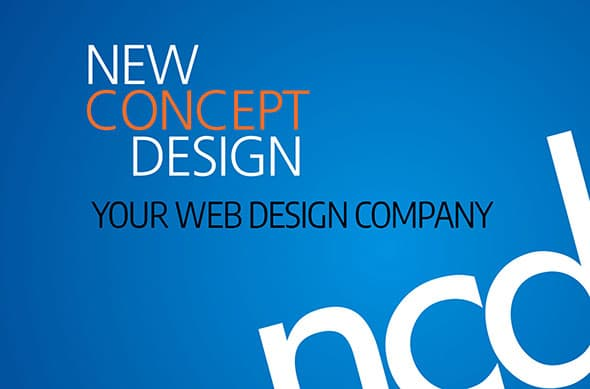New Concept Design - Your Web Design Company