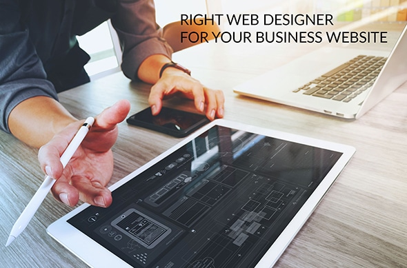 How To Find The Right Web Designer For Your Business Website Blog